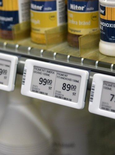 Etichetare Electronică